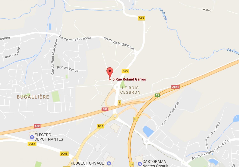 Adresse Nantes Médiation